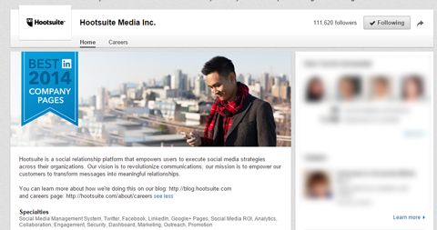 Every business needs a LinkedIn company page