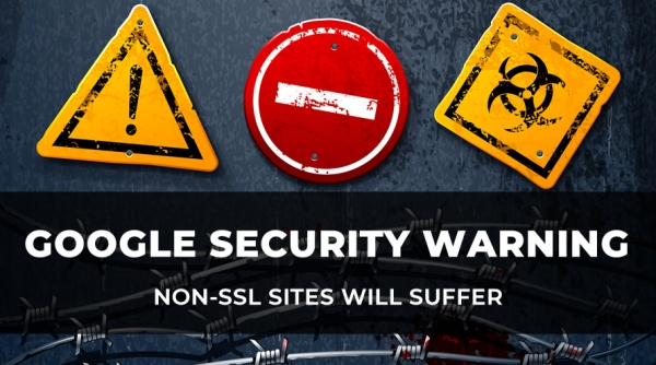 Avoid the Google SSL Warning