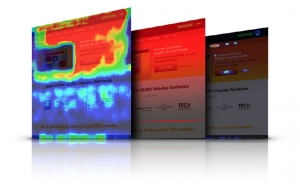 SEO Heat Maps For Client